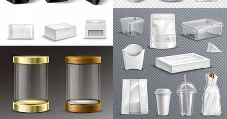 free download Food packaging and glass jars
