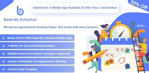 BookMySchedule v1.0 - Appointment Booking and Scheduling