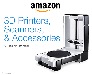3D Printers Scanners & Accessories