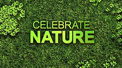 MotionElements - Growing Green 3D Broadcasting Promo - 13226027