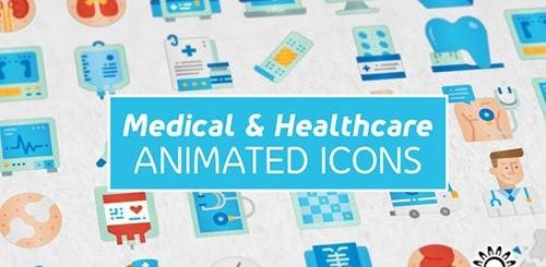 Medical & Healthcare Icons 26335901
