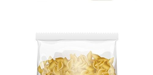 Packages for pasta design insulated template