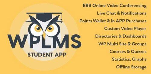 CodeCanyon - WPLMS Learning Management System App for Education & eLearning v3.0 - 20632362