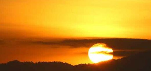 VIDEOHIVE RISING SUN CLOSE-UP – STOCK FOOTAGE