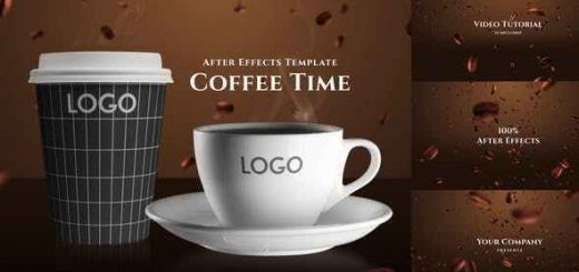 VIDEOHIVE CAP OF COFFEE