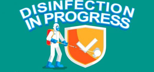 VIDEOHIVE DISINFECTION
