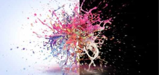 VIDEOHIVE COLORFUL PAINT LOGO REVEAL