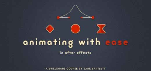 Animating With Ease in After Effects (V1) By Jake Bartlett
