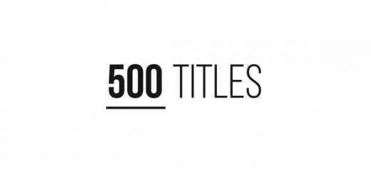 Videohive 500 Titles Library – 20 Categories 25411905