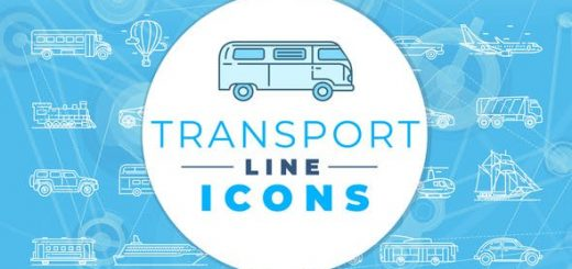 VIDEOHIVE TRANSPORT ICONS