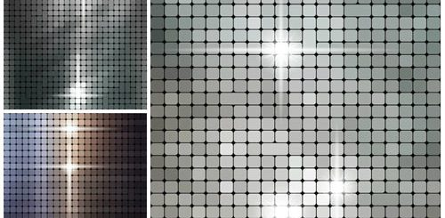 Shiny seamless texture in vector