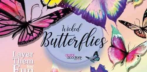Wicked Butterfly Graphics