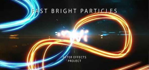 VIDEOHIVE FAST BRIGHT PARTICLES