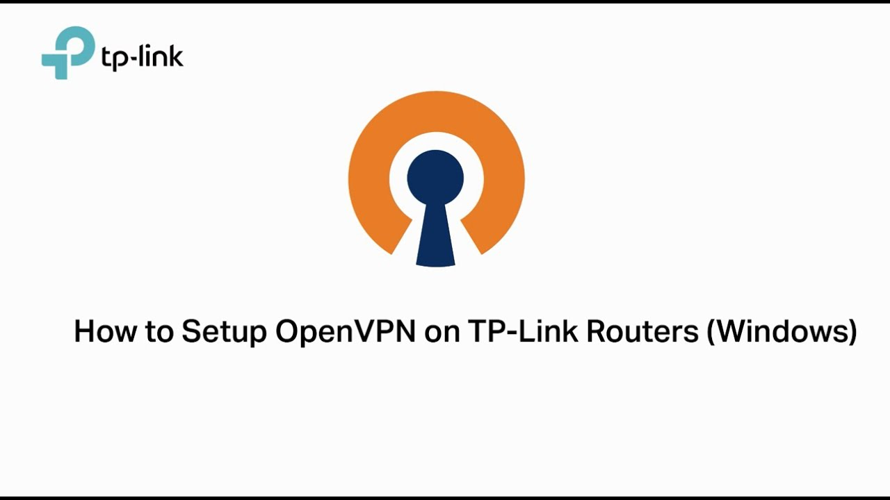 How to set up a home VPN on a TP-Link Modem Router